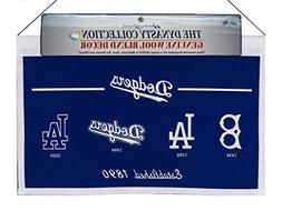 Los Angeles LA Dodgers MLB Embroidered Wool Hanging Dynasty