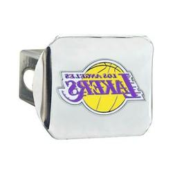 Los Angeles LA Lakers Trailer Hitch Chrome Hitch Cover