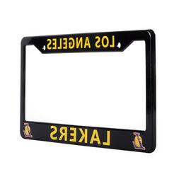 Los Angeles Lakers License Plate Frame Cover - NBA Auto Acce