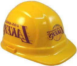 Los Angeles Lakers NBA Hard Hat - with Ratchet Suspension -