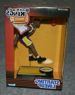 LOS ANGELES LAKERS SHAQUILLE O'NEAL NBA STARTING LINEUP 1997