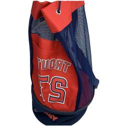 Mike Trout #27 Los Angeles Angels Yakult SGA Cooler Backpack