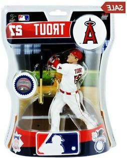 """Mike Trout  2017 MLB 6"""" Figure Imports Dragon"""