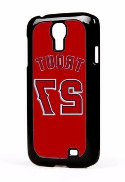 Mike Trout Los Angeles Angels  Samsung Galaxy Case