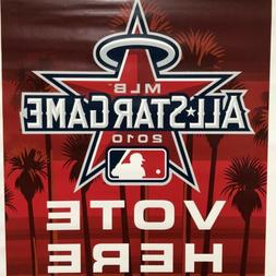 MLB ALL-STAR GAME 2010 Official Banner, Los Angeles Angels S