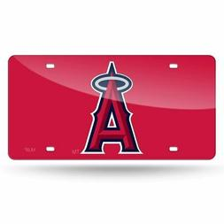 Official MLB Los Angeles Angels License Plate Tag 355180