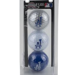 MLB Los Angeles Dodgers 3 Ball Clam, Blue