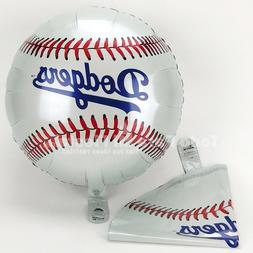 MLB Los Angeles Dodgers Balloon Dodgers Party Favors
