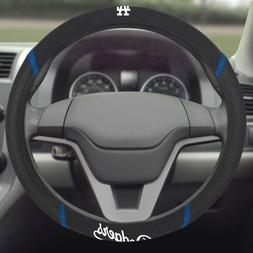 MLB - Los Angeles Dodgers Embroidered Steering Wheel Cover