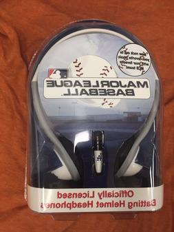 MLB LOS ANGELES DODGERS OFFICIALLY LICENSED HEADPHONES NEW I