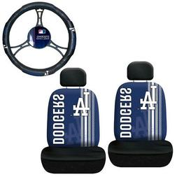 Fremont Die MLB Los Angeles Dodgers Rally Seat Cover, Blue,
