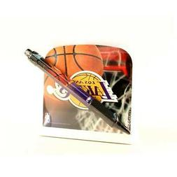National Design NBA Desk Caddy with Pen, LA Lakers