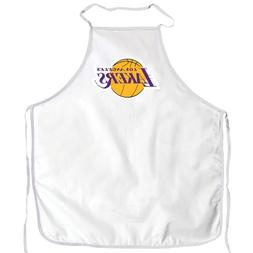 NBA Los Angeles Lakers Team Logo Apron, One Size Fits Most