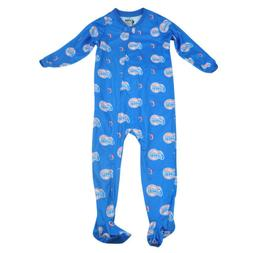 NBA UNK Los Angeles Clippers Toddler Footed Pajamas Bodysuit