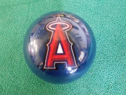 New! MLB Los Angeles Angels Collector Blue Pool Billiard Cue