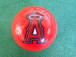 New! MLB Los Angeles Angels Collector Red Pool Billiard Cue