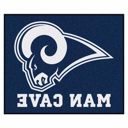 NFL - St. Louis Rams Man Cave Tailgater Rug 60x72