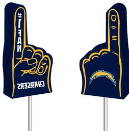 NFL Los Angeles Chargers #1 Fan Antenna Topper, NEW