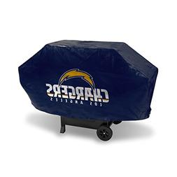 NFL Los Angeles Chargers Vinyl Padded Deluxe Grill Cover