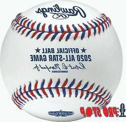Official 2020 Rawlings ALL STAR Game Baseball LOS ANGELES DO