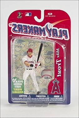 McFarlane Playmakers: MLB Series 4 Mike Trout - L.A. Angels