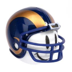 LA Los Angeles Rams Helmet Head Car Antenna Ball / Desktop B