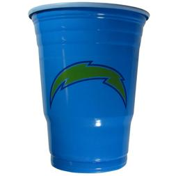 San Diego Chargers Official NFL 13x4x5 Game Day Cups by Sisk