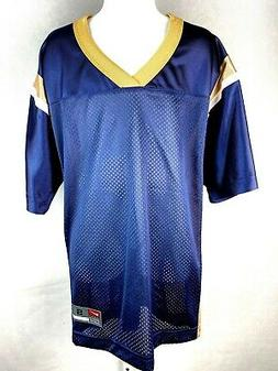 St. Louis Rams Los Angeles Rams Football Youth Jersey Blank